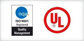 ISO and UL Certification